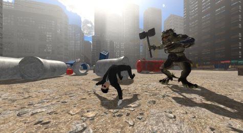 Sinh viên Bách Khoa phát hành game siêu anh hùng trên Steam - ảnh 1