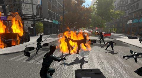 Sinh viên Bách Khoa phát hành game siêu anh hùng trên Steam - ảnh 3