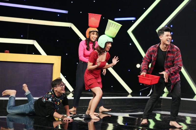 Dàn khách mời hỗn loạn trên sân khấu Bản lĩnh ngôi sao - ảnh 3