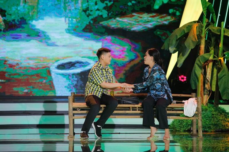 Nguyên Vũ, Phương Trinh Jolie khóc nghẹn vì quá xúc động  - ảnh 2