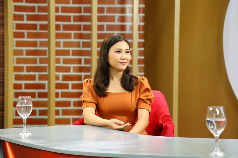 MC, diễn viên Huỳnh Ngân chia sẻ bí mật sau những vở kịch ma - ảnh 2