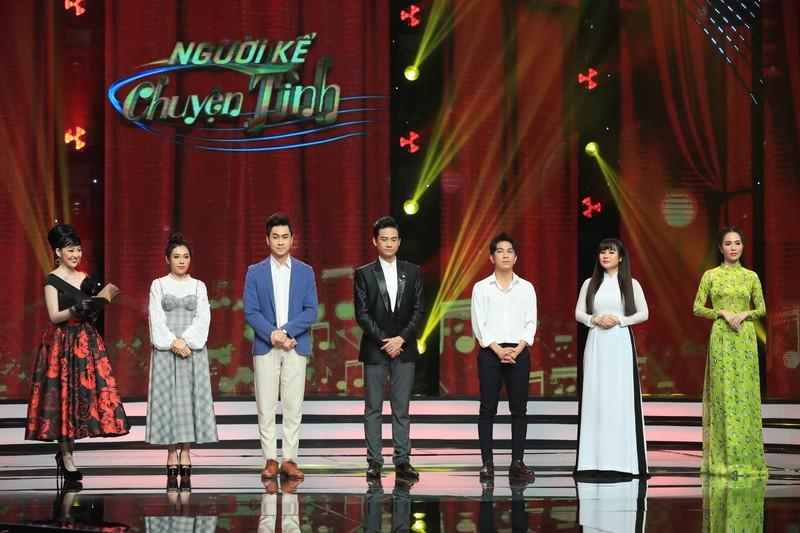 Dương Kim Ánh đổ bệnh tại sân khấu Người kể chuyện tình - ảnh 6