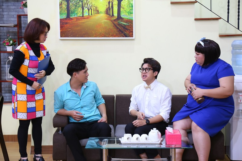 Quán quân Người kể chuyện tình thử thách bản thân với phim hài - ảnh 5