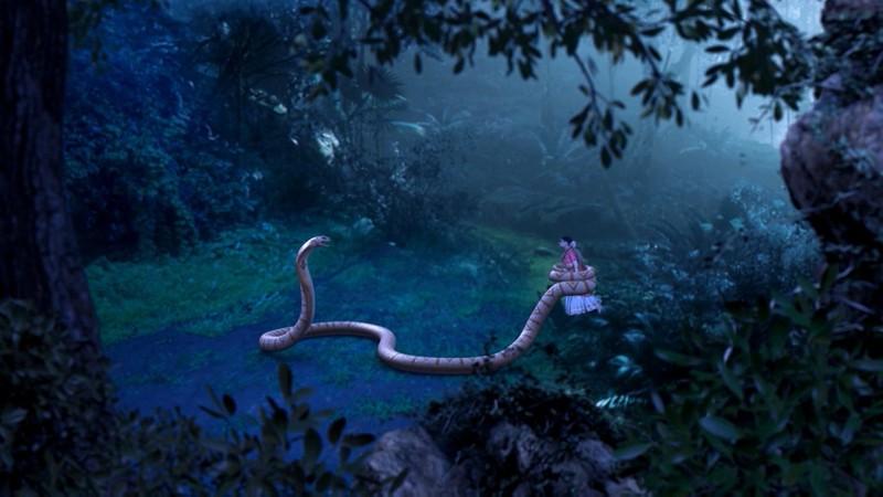 Tình người kiếp rắn phần 3 gây sốt vì nữ thần rắn yêu kẻ thù  - ảnh 4