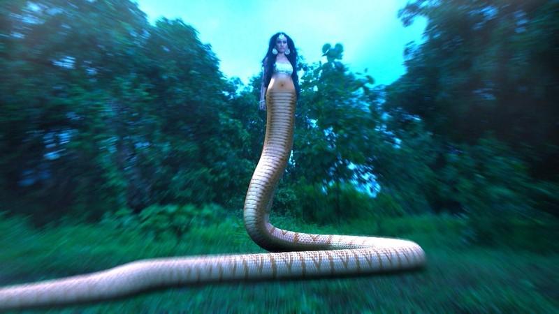 Tình người kiếp rắn phần 3 gây sốt vì nữ thần rắn yêu kẻ thù  - ảnh 5
