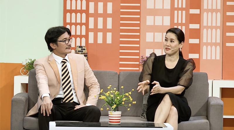 Thân Thuý Hà tiết lộ từng bị con phản đối chuyện hôn nhân - ảnh 1