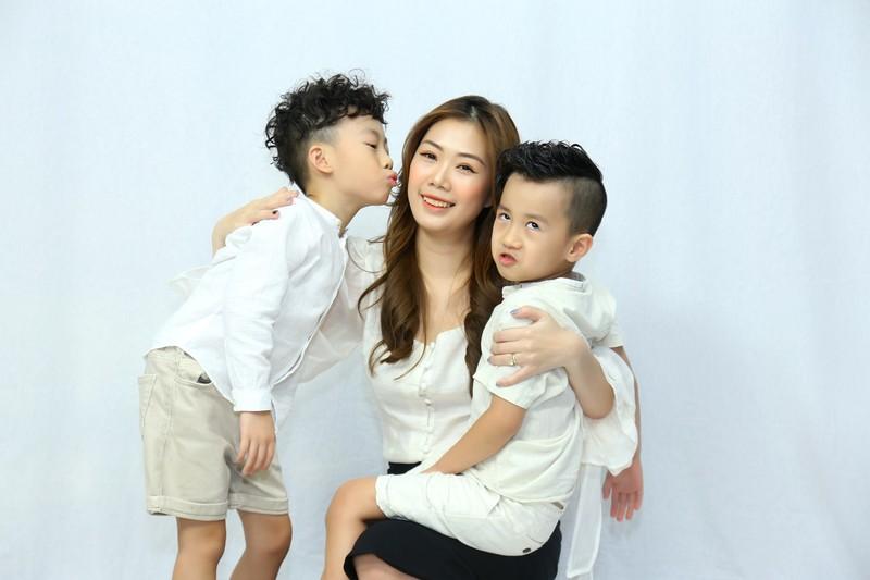 Ốc Thanh Vân thích thú với cách giáo dục của bà mẹ 2 con - ảnh 1