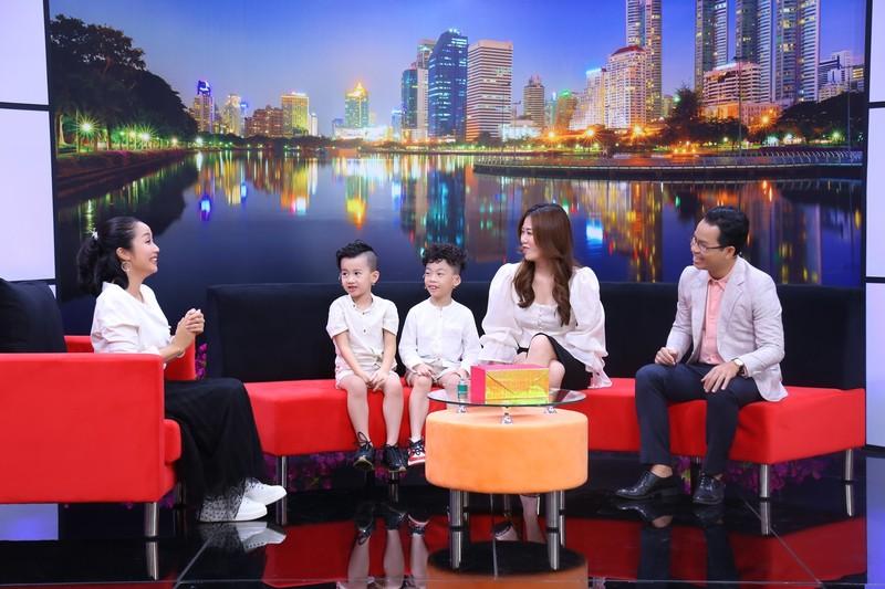 Ốc Thanh Vân thích thú với cách giáo dục của bà mẹ 2 con - ảnh 3