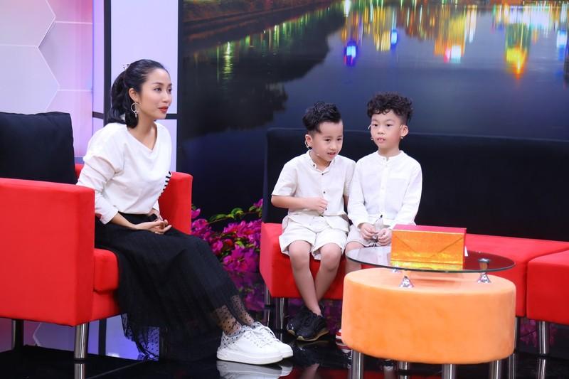Ốc Thanh Vân thích thú với cách giáo dục của bà mẹ 2 con - ảnh 4