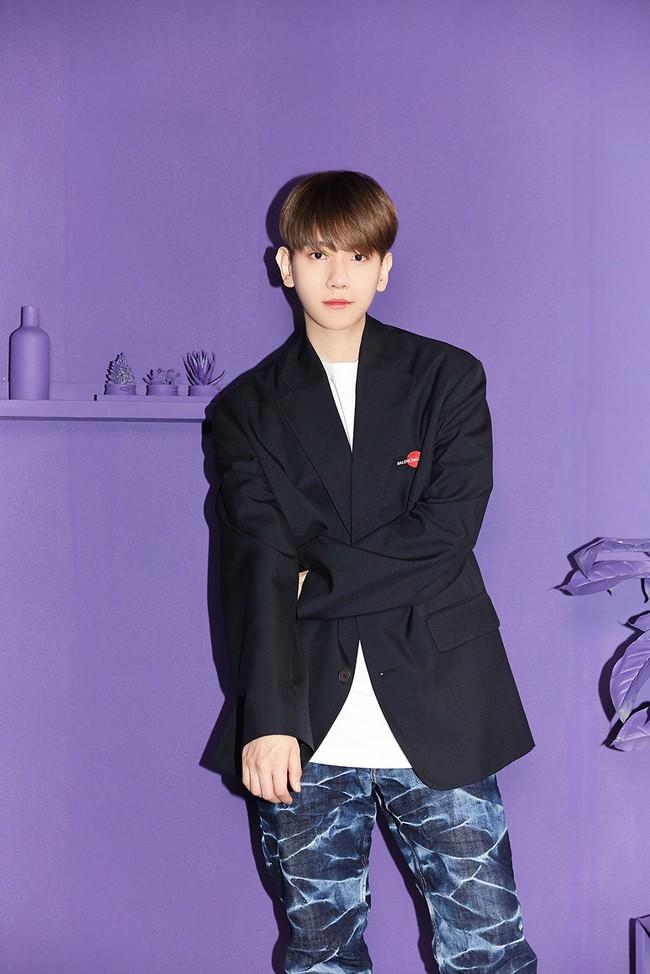 Baekhyun (EXO) là nghệ sĩ đầu tiên nhận được Triple Platinum  - ảnh 2