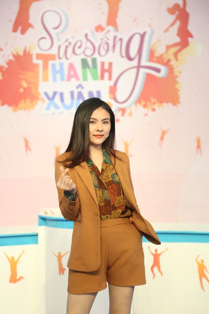 Vân Trang chia sẻ ông xã là người khó gần trên truyền hình - ảnh 2