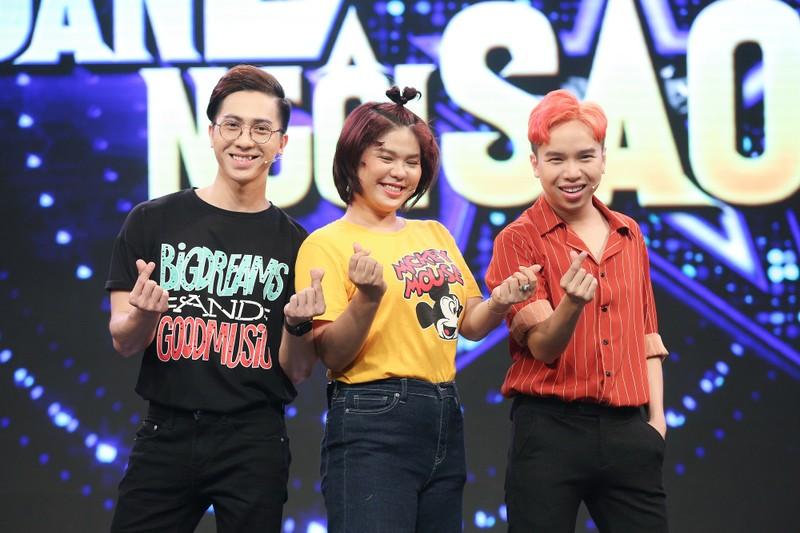 MC Nguyên Khang té xỉu vì màn tự giới thiệu của Xuân Tiến - ảnh 2