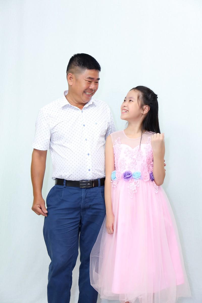 Cô bé 10 tuổi bật khóc vì ba bắt con sống theo ước mơ của mình - ảnh 2