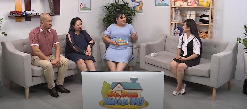 Minh Xù cà khịa cân nặng Tuyền Mập trên sóng truyền hình - ảnh 2