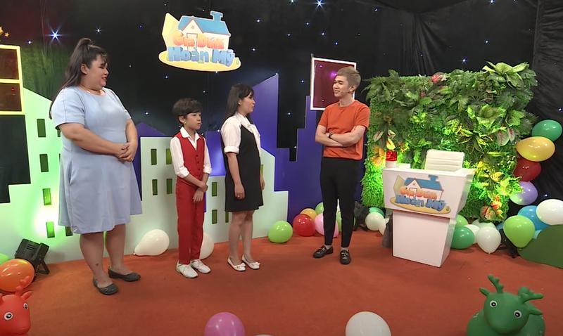Minh Xù cà khịa cân nặng Tuyền Mập trên sóng truyền hình - ảnh 5