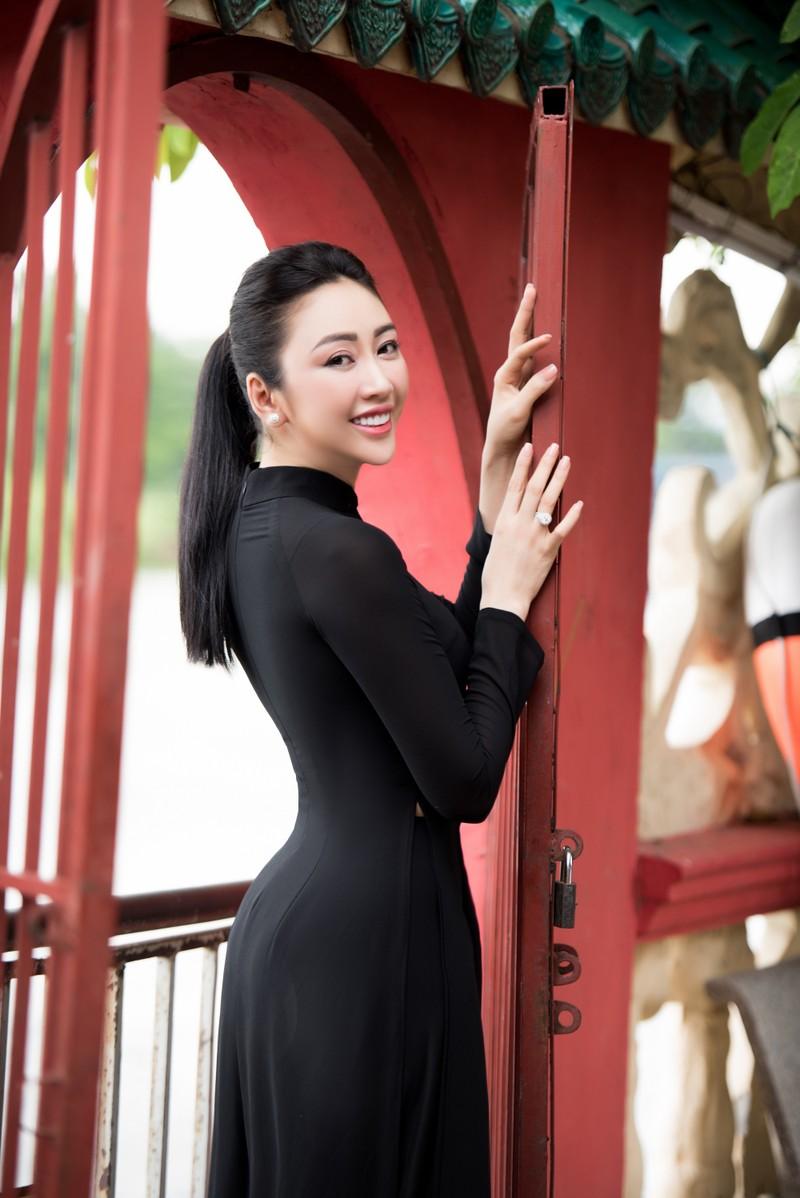Người đẹp Võ Nhật Phượng từng muốn chết vì bị liệt nửa mặt - ảnh 3