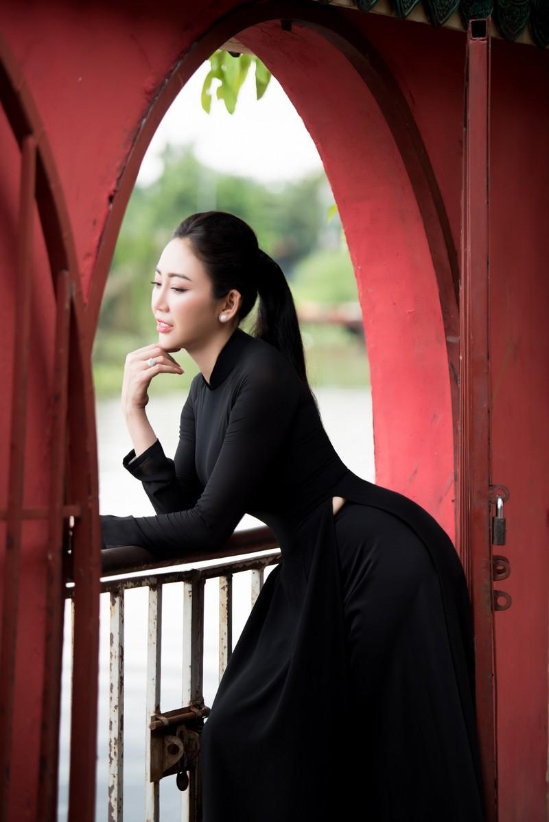 Người đẹp Võ Nhật Phượng từng muốn chết vì bị liệt nửa mặt - ảnh 5