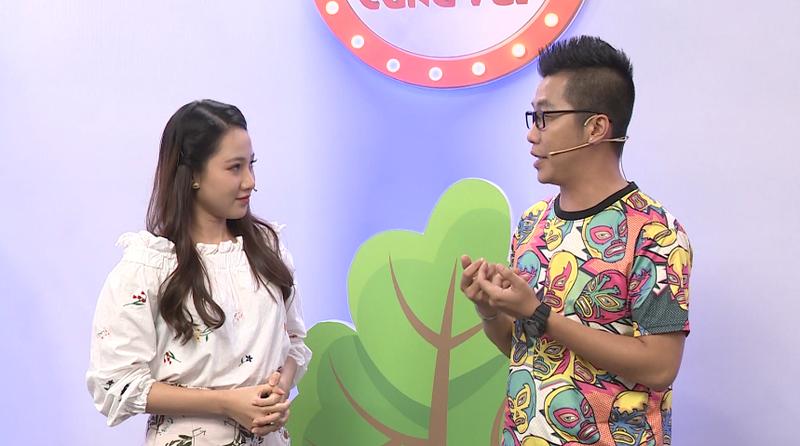 MC Kim Thảo mất kiên nhẫn vì giải thích quá nhiều câu hỏi  - ảnh 2