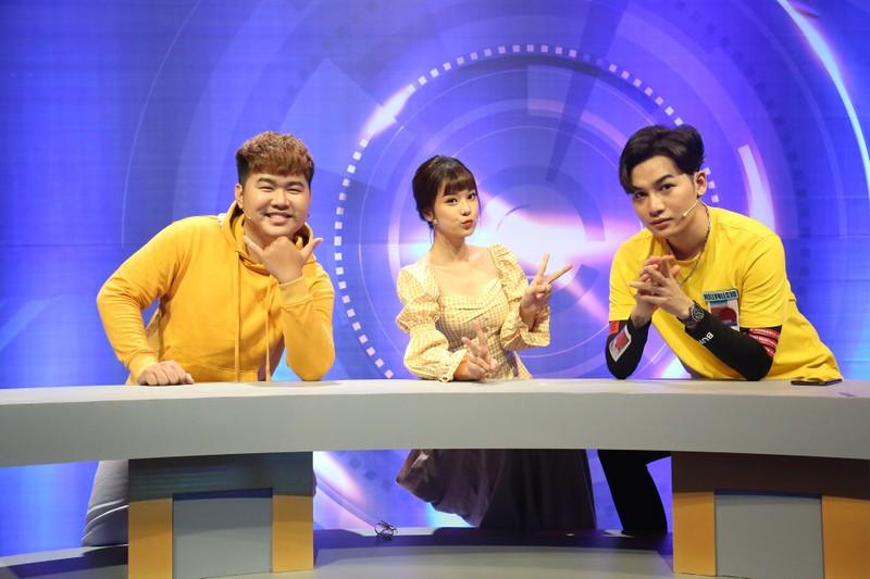 Ngô Kiến Huy 'xua đuổi' Hoàng Yến Chibi vì đổ lỗi cho MC - ảnh 6