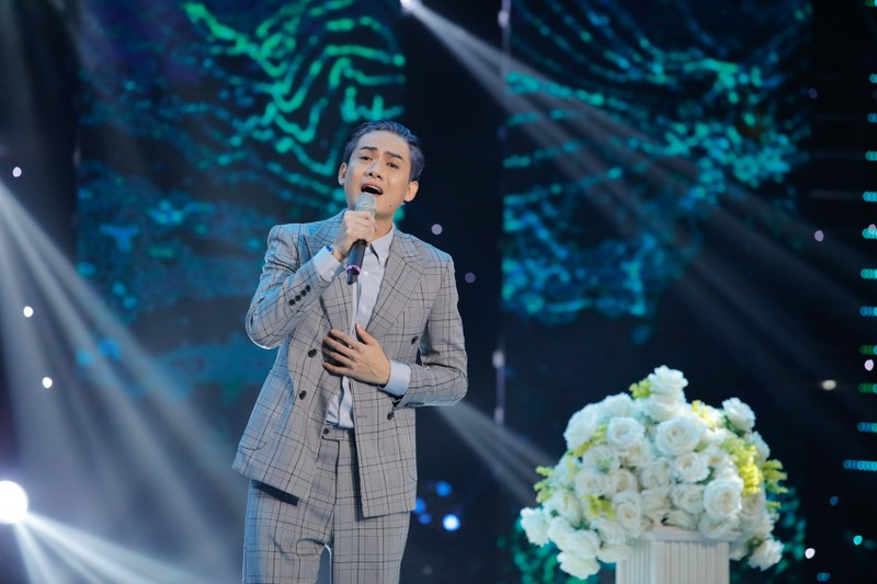 Bảo Đăng hát ca khúc gây ám ảnh nhất của nhạc sĩ Thanh Tùng - ảnh 2