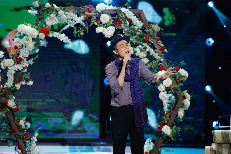 Bảo Đăng hát ca khúc gây ám ảnh nhất của nhạc sĩ Thanh Tùng - ảnh 4