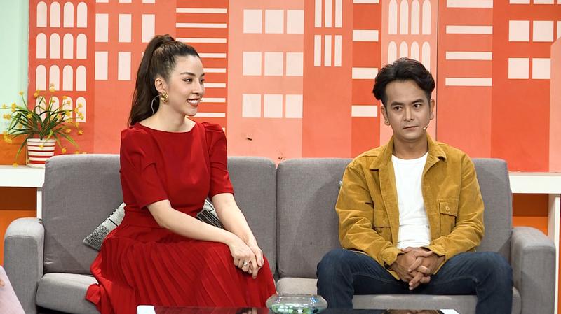 Diễn viên Hùng Thuận cho rằng đàn ông nên biết lấy lòng nhà vợ - ảnh 1
