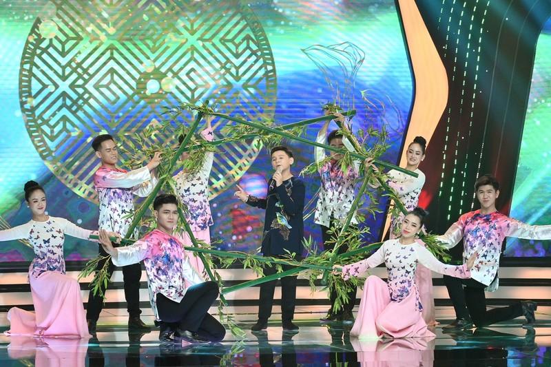 Cô bé Quỳnh Anh khiến Võ Hạ Trâm mê mệt vì nết diễn giống nhau - ảnh 2