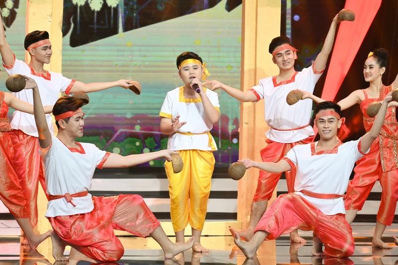 Cô bé Quỳnh Anh khiến Võ Hạ Trâm mê mệt vì nết diễn giống nhau - ảnh 5