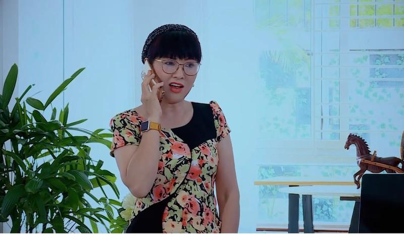 Nhân vật Việt Hương nghĩ rằng Phương Dung có bồ  - ảnh 1