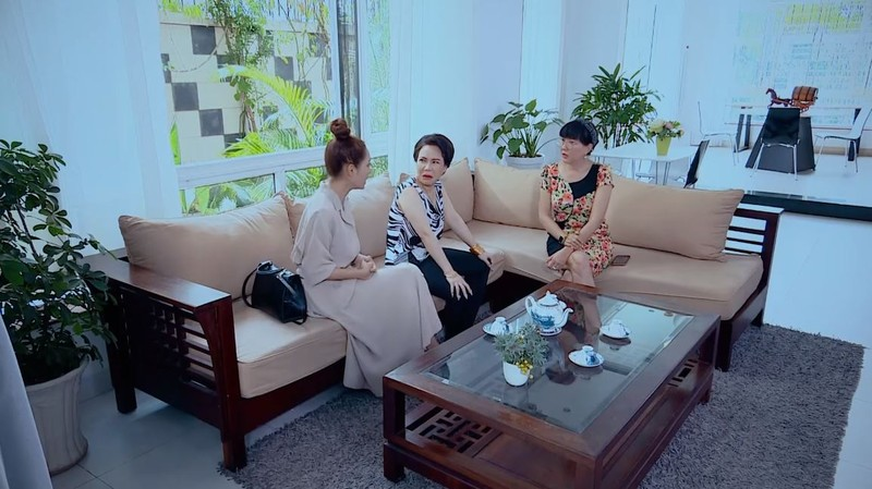 Nhân vật Việt Hương nghĩ rằng Phương Dung có bồ  - ảnh 3