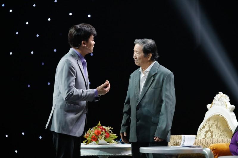 Danh ca Thái Châu rơi nước mắt khi gặp nhạc sĩ Nguyễn Vũ  - ảnh 3