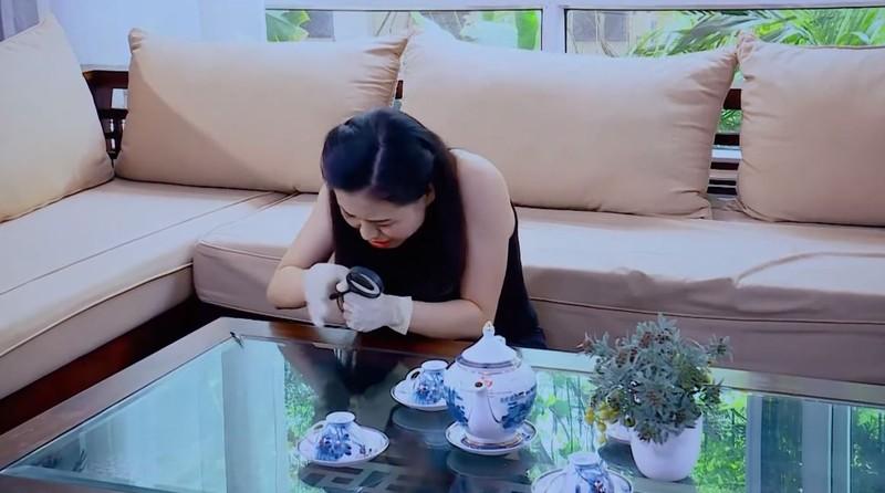 Việt Hương phát quạu khi bị Hứa Minh Đạt đuổi ra khỏi nhà - ảnh 1