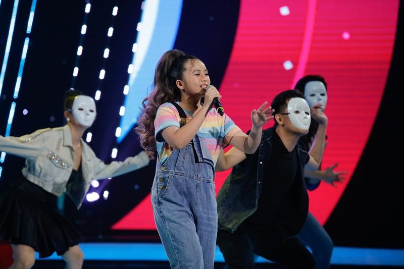 Bé Hà Mi: Diễn viên nhí đa tài, yêu ca hát và còn học rất giỏi - ảnh 3