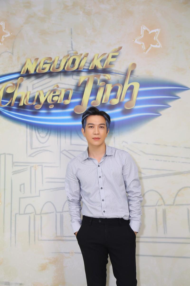 Hà Phương xuất hiện tại Người kể chuyện tình sau tai biến - ảnh 4