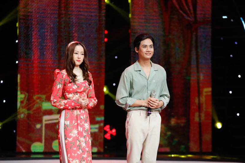 Thùy Trang nhớ nhà khi thấy Kiều Oanh hát Bông điên điển - ảnh 2