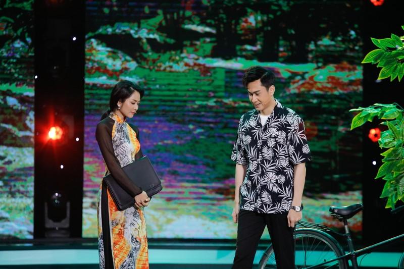 Thùy Trang nhớ nhà khi thấy Kiều Oanh hát Bông điên điển - ảnh 3