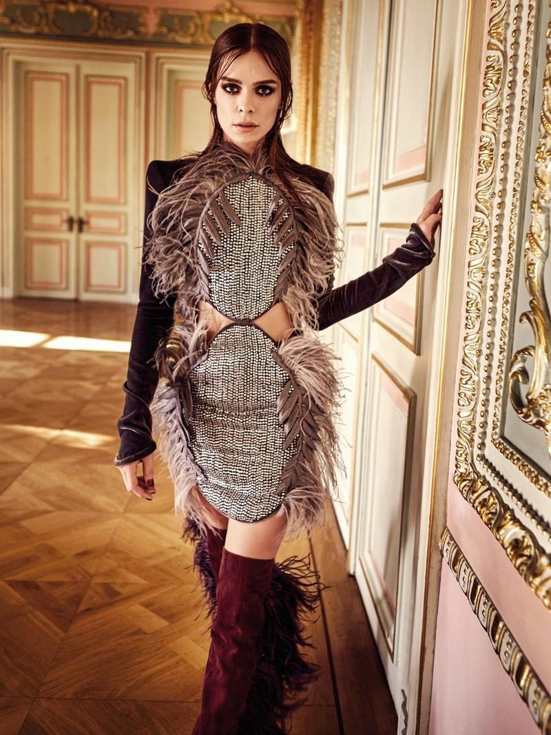 Style thời trang ngoài đời cực sexy của Bahar - ảnh 6