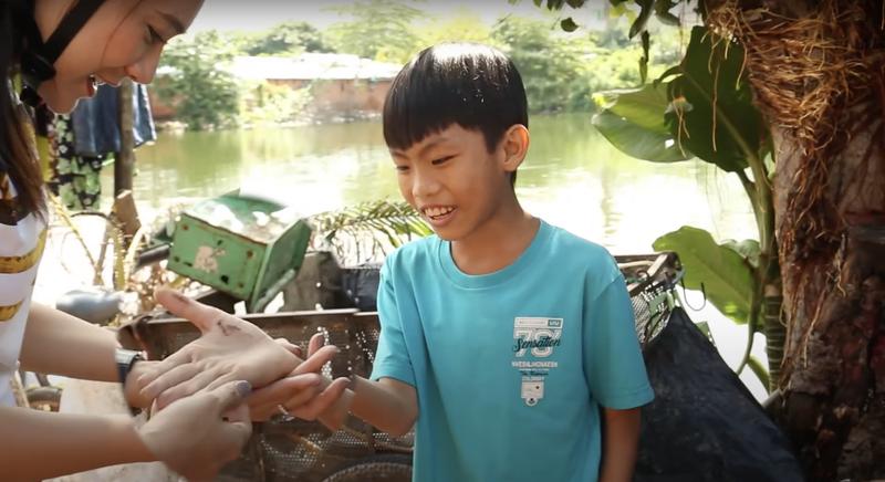 Thanh Thức cùng Nguyễn Hồng Sơn tìm ra nhiều tài năng nhí  - ảnh 1