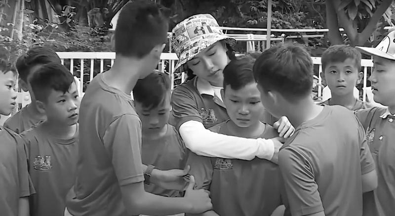 Thanh Thức cùng Nguyễn Hồng Sơn tìm ra nhiều tài năng nhí  - ảnh 6
