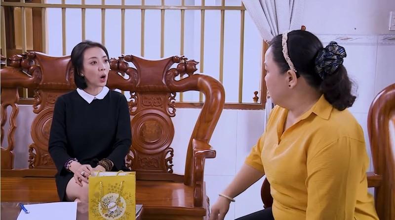 Nhân vật Thu Trang lạnh nhạt với chồng vì lý do không ngờ - ảnh 1