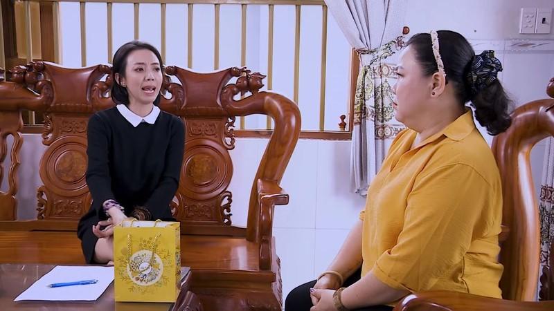 Nhân vật Thu Trang lạnh nhạt với chồng vì lý do không ngờ - ảnh 2