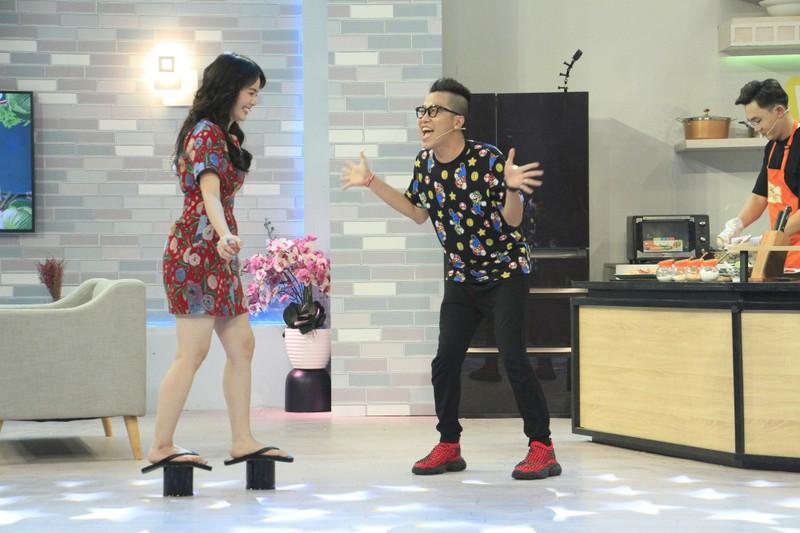 Ca sĩ Kim Thành khen ngợi 'trai lạ' Chí Trung và Minh Tâm - ảnh 3