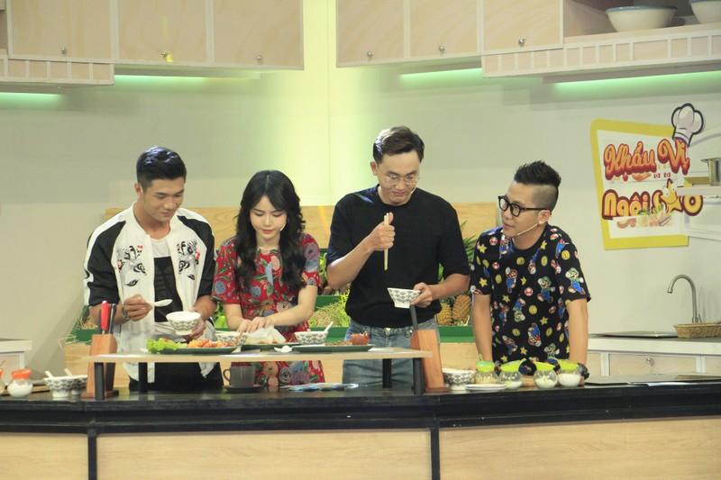 Ca sĩ Kim Thành khen ngợi 'trai lạ' Chí Trung và Minh Tâm - ảnh 4