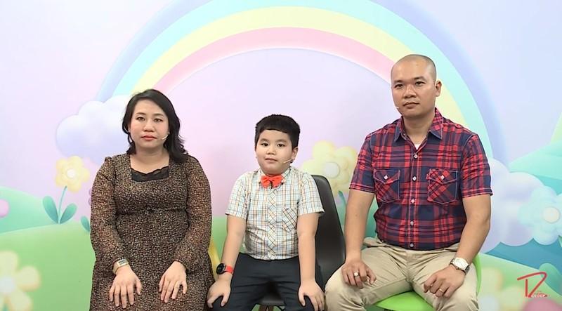 Hoàng Rapper từ chối chia sẻ kinh nghiệm dạy con  - ảnh 2