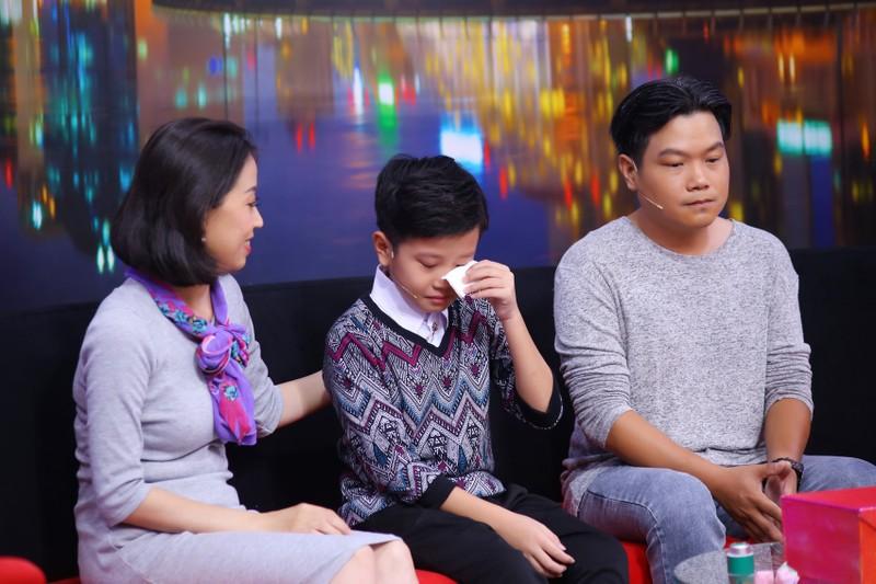 Khán giả xúc động với cậu bé 11 tuổi dành tình yêu cho ba mẹ - ảnh 3