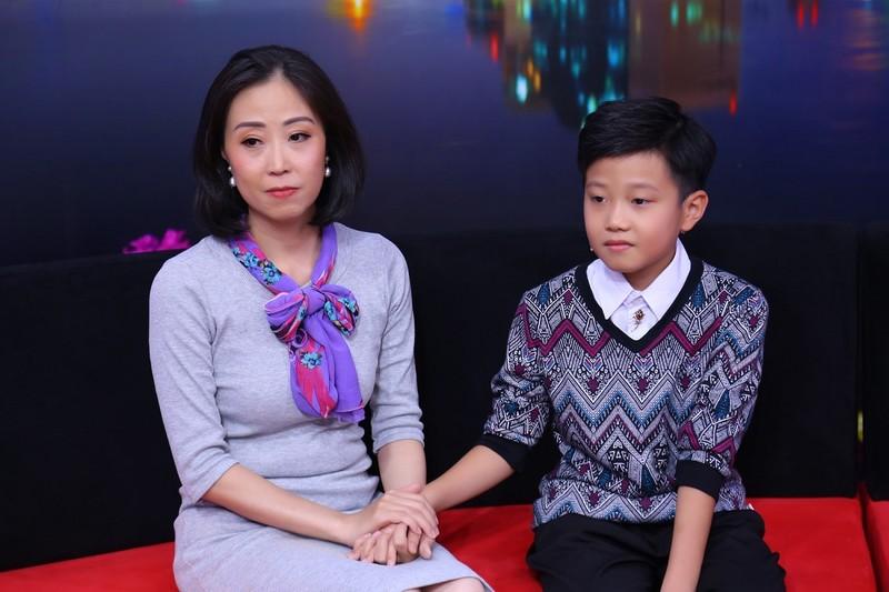 Khán giả xúc động với cậu bé 11 tuổi dành tình yêu cho ba mẹ - ảnh 5