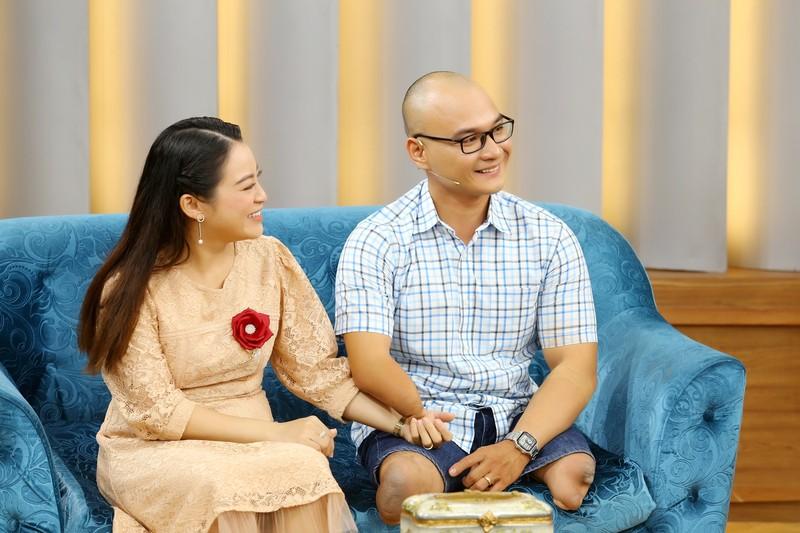 Ốc Thanh Vân rớt nước mắt với 'kình ngư không chân' Hồng Lợi  - ảnh 3
