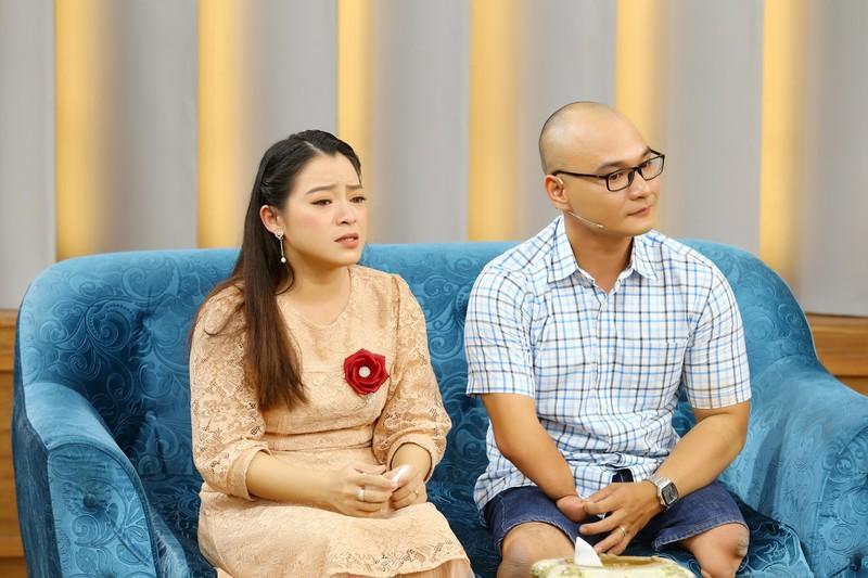 Ốc Thanh Vân rớt nước mắt với 'kình ngư không chân' Hồng Lợi  - ảnh 2