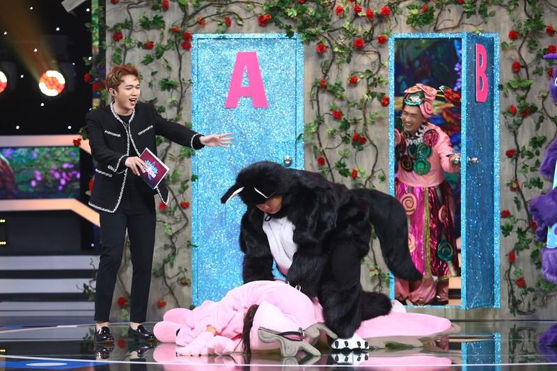 MC Minh Xù tự ti với chiều cao của trai đẹp Đăng Khánh - ảnh 2