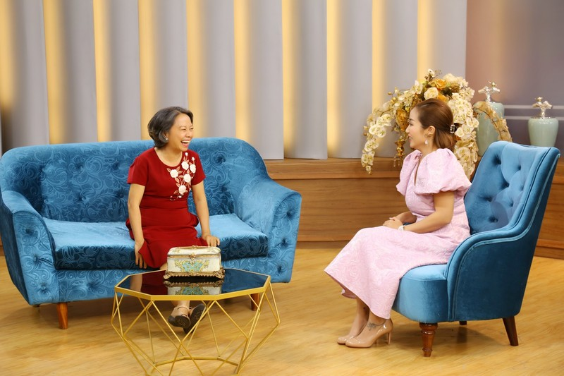 Ốc Thanh Vân ngưỡng mộ tình yêu gắn kết hơn 50 năm - ảnh 1